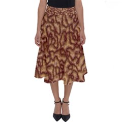 Brain Mass Brain Mass Coils Perfect Length Midi Skirt