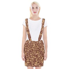 Brain Mass Brain Mass Coils Braces Suspender Skirt