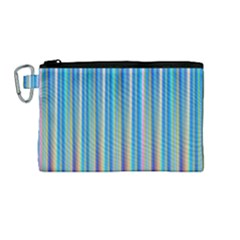 Colorful Color Arrangement Canvas Cosmetic Bag (medium) by BangZart