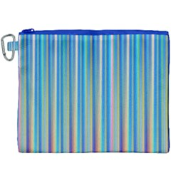 Colorful Color Arrangement Canvas Cosmetic Bag (xxxl) by BangZart