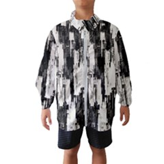 Pattern Structure Background Dirty Wind Breaker (kids)