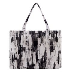 Pattern Structure Background Dirty Medium Tote Bag
