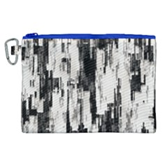Pattern Structure Background Dirty Canvas Cosmetic Bag (xl) by BangZart