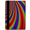 Abstract Pattern Lines Wave Apple iPad Pro 9.7   Flip Case View4