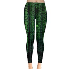 Matrix Communication Software Pc Leggings