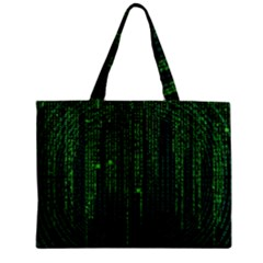 Matrix Communication Software Pc Mini Tote Bag by BangZart
