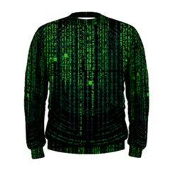 Matrix Communication Software Pc Men s Sweatshirt