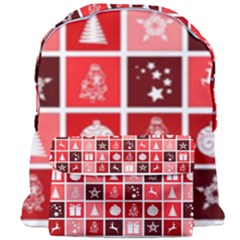 Christmas Map Innovative Modern Giant Full Print Backpack