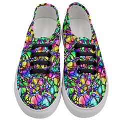 Network Nerves Nervous System Line Women s Classic Low Top Sneakers