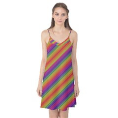 Spectrum Psychedelic Camis Nightgown