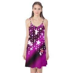 Background Christmas Star Advent Camis Nightgown