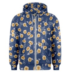 Golden Roses Men s Zipper Hoodie by jumpercat