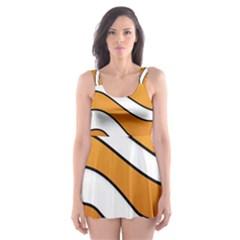 Nemo Skater Dress Swimsuit by jumpercat