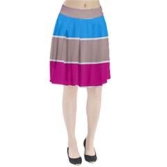 Pattern Template Banner Background Pleated Skirt