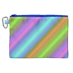Background Course Abstract Pattern Canvas Cosmetic Bag (xl) by BangZart