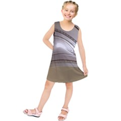 Staircase Berlin Architecture Kids  Tunic Dress