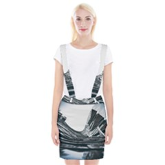 Architecture Modern Skyscraper Braces Suspender Skirt
