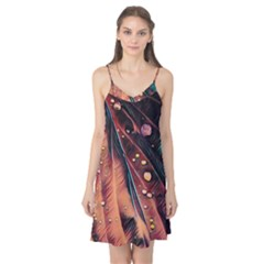 Abstract Wallpaper Images Camis Nightgown