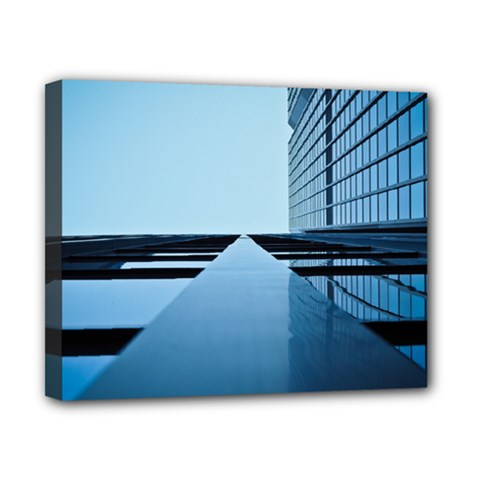 Architecture Modern Building Facade Canvas 10  X 8  by BangZart