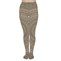 Background Mandala Women s Tights