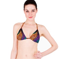 Graphics Imagination The Background Bikini Top