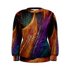 Graphics Imagination The Background Women s Sweatshirt