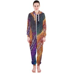 Graphics Imagination The Background Hooded Jumpsuit (ladies)