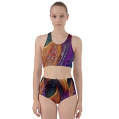 Graphics Imagination The Background Racer Back Bikini Set