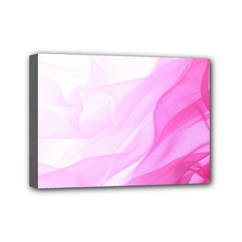 Material Ink Artistic Conception Mini Canvas 7  X 5  by BangZart