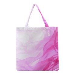 Material Ink Artistic Conception Grocery Tote Bag