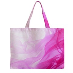 Material Ink Artistic Conception Zipper Mini Tote Bag