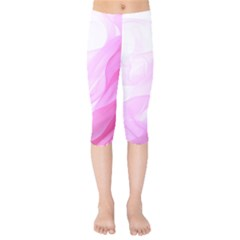 Material Ink Artistic Conception Kids  Capri Leggings