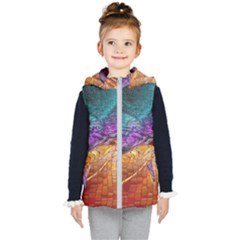 Graphics Imagination The Background Kid s Puffer Vest