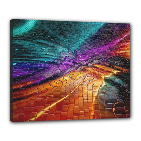 Graphics Imagination The Background Canvas 20  X 16  by BangZart