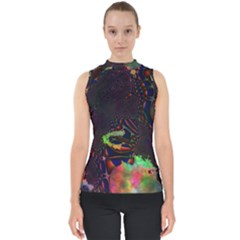 The Fourth Dimension Fractal Shell Top