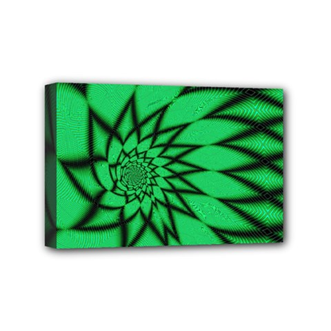The Fourth Dimension Fractal Mini Canvas 6  X 4  by BangZart