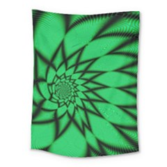 The Fourth Dimension Fractal Medium Tapestry