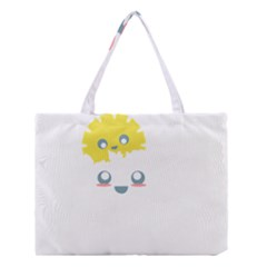 Cloud Cloudlet Sun Sky Milota Medium Tote Bag