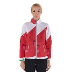 Watermelon Red Network Fruit Juicy Winterwear