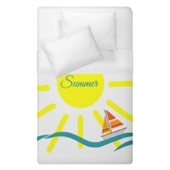 Summer Beach Holiday Holidays Sun Duvet Cover (single Size)