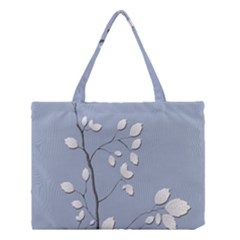 Branch Leaves Branches Plant Medium Tote Bag