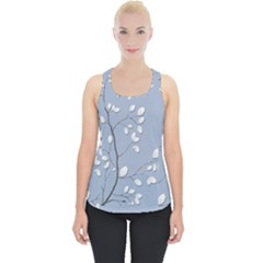 Branch Leaves Branches Plant Piece Up Tank Top