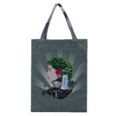 Digital Nature Beauty Classic Tote Bag by BangZart