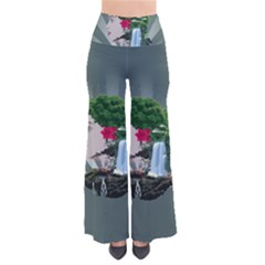 Digital Nature Beauty Pants