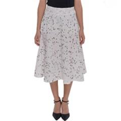 Pattern Star Pattern Star Perfect Length Midi Skirt