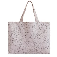 Pattern Star Pattern Star Zipper Medium Tote Bag