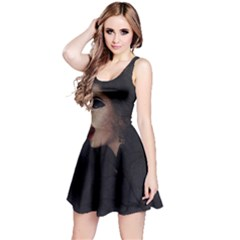 Vampire Woman Vampire Lady Reversible Sleeveless Dress