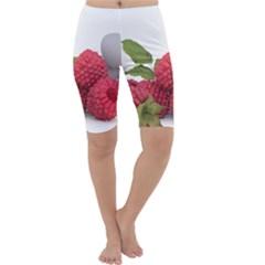 Fruit Healthy Vitamin Vegan Cropped Leggings