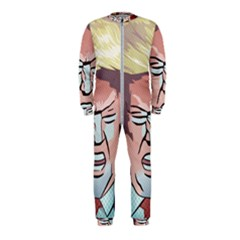Donald Trump Pop Art President Usa Onepiece Jumpsuit (kids)