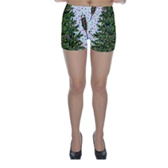 New Year S Eve New Year S Day Skinny Shorts